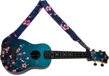 Flight Ukulele Straps, Boxed in Colourful Designs