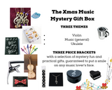 New!! The Xmas Music Mystery Box