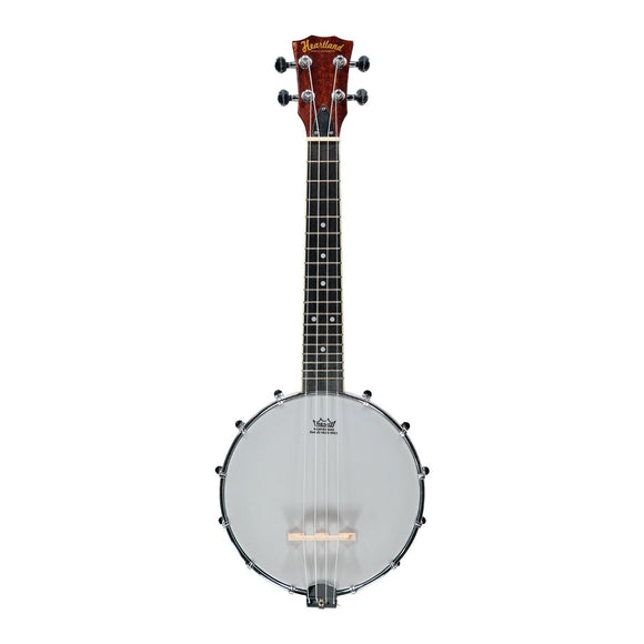 Heartland Banjolele Banjo-Ukulele Concert Closed back
