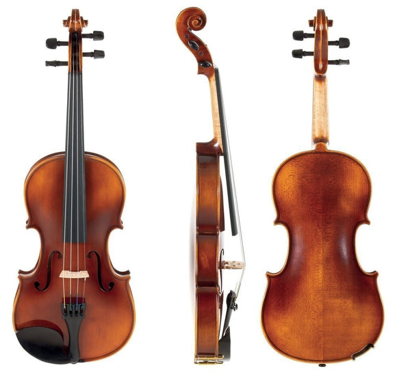 Gewa Allegro 4/4 Violin Model Superior Student outfit inc OBLONG case
