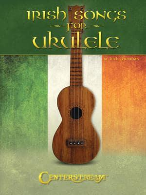 Irish Songs For Ukulele Book