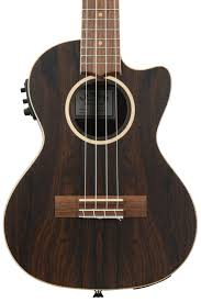 NEW!! Lanikai ZR-CET Tenor with Pickup, Ziricote Wood