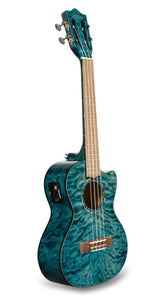NEW!! Lanikai Quilted Maple E/Q Gloss range inc Case QM-CE