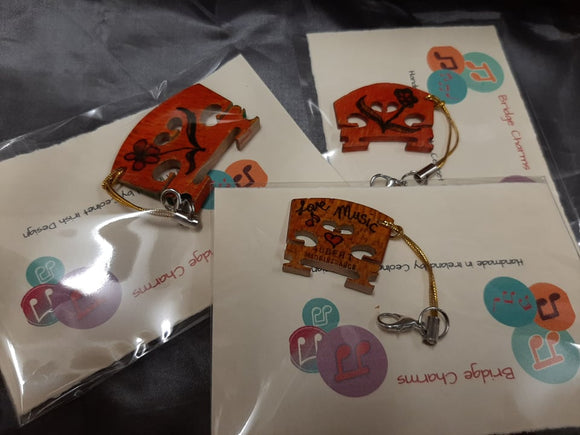 NEW!!Bridge Charms - Love Music Series