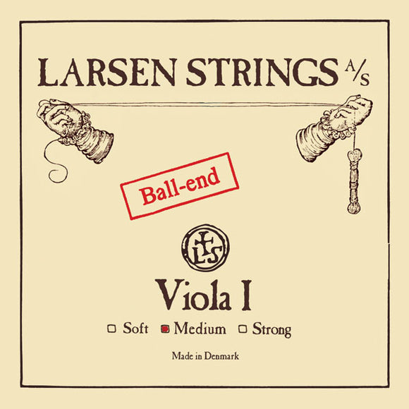 Larsen Viola A String Medium Ball