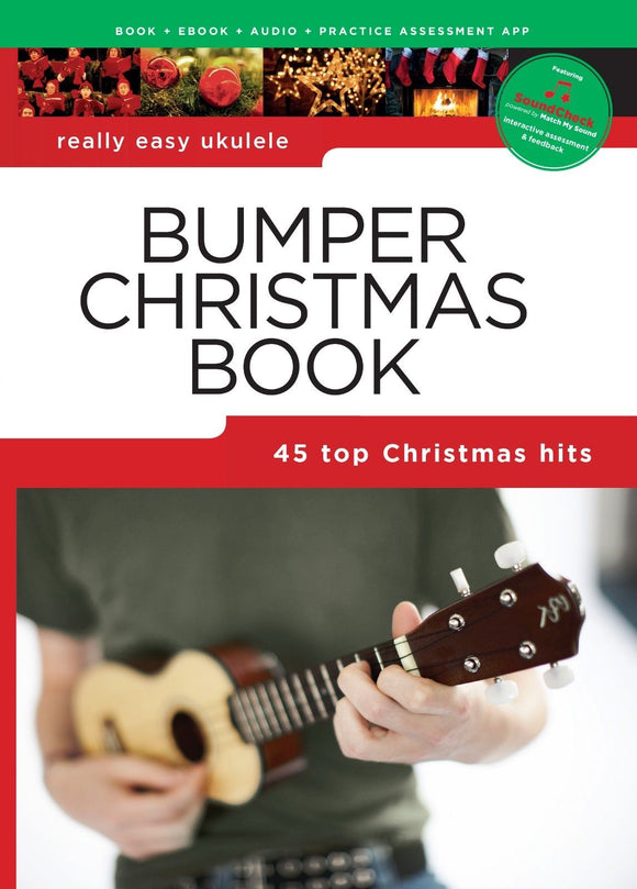 Really Easy Ukulele Bumper Xmas Book