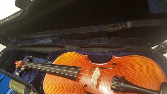 SECOND HAND HOFNER 3/4 Violin Outfit