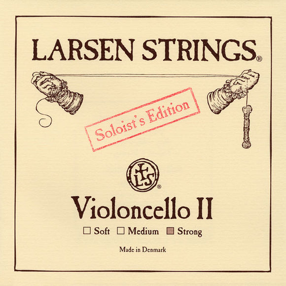 Larsen Soloist D Cello String