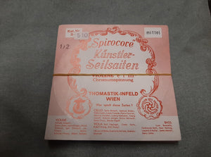 Spirocore 1/2 Violin Strings STOCK CLEARANCE