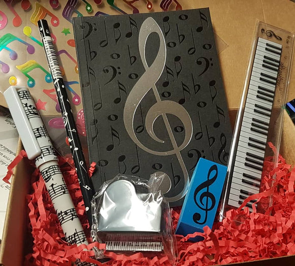 NEW! The Music Stationery Set