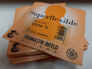 Superflexible Viola 1/2 SIZE A, D G STOCK CLEARANCE