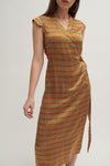 George Sand Wrap Dress