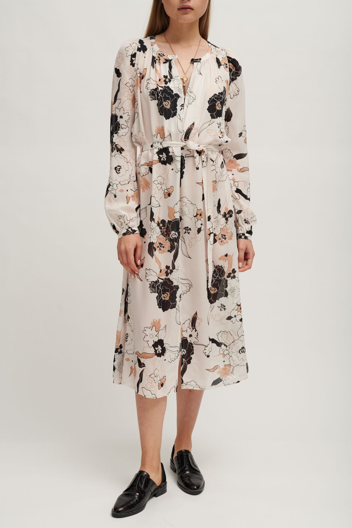 Sonia Shirtdress