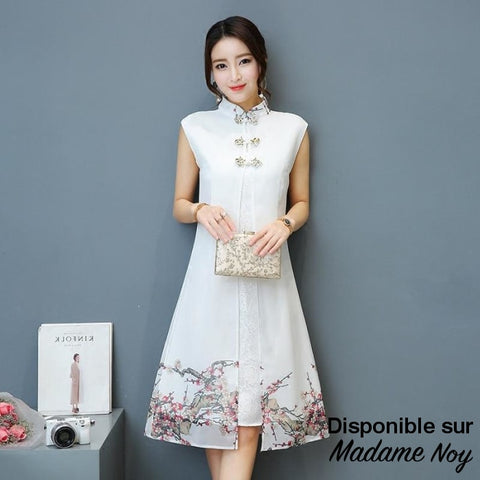 Madame Noy Ao dai Vietnam Manches courtes traditional oriental for women vietnam qipao dress (livraison gratuite)  Madame Noy | Mode, Lifestyle & Déco | Thaï | Lao | Khmer | Viet