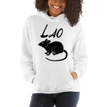 Madame Noy MADAMENOY LAO ZODIAC SIGN Rat Unisex Hooded Sweatshirt White / 5XL Madame Noy | Mode, Lifestyle & Déco | Thaï | Lao | Khmer | Viet