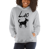Madame Noy MADAMENOY LAO ZODIAC SIGN Dog Unisex Hooded Sweatshirt Sport Grey / 5XL Madame Noy | Mode, Lifestyle & Déco | Thaï | Lao | Khmer | Viet