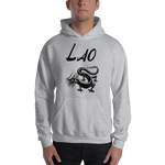 Madame Noy MADAMENOY LAO ZODIAC SIGN Dragon Unisex Hooded Sweatshirt Sport Grey / 5XL Madame Noy | Mode, Lifestyle & Déco | Thaï | Lao | Khmer | Viet