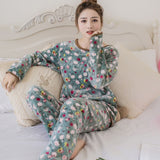Madame Noy Winter collection tendance femme asiatique pyjama  Cute Cartoon Mujer rong lvdihua / XXL Madame Noy | Mode, Lifestyle & Déco | Thaï | Lao | Khmer | Viet