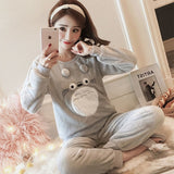 Madame Noy Winter collection tendance femme asiatique pyjama  Cute Cartoon Mujer rong erduomao hui / XXL Madame Noy | Mode, Lifestyle & Déco | Thaï | Lao | Khmer | Viet