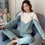 Madame Noy Winter collection tendance femme asiatique pyjama  Cute Cartoon Mujer rong bailvpinjie / XXL Madame Noy | Mode, Lifestyle & Déco | Thaï | Lao | Khmer | Viet