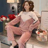 Madame Noy Winter collection tendance femme asiatique pyjama  Cute Cartoon Mujer rong baifenpinjie / XXL Madame Noy | Mode, Lifestyle & Déco | Thaï | Lao | Khmer | Viet