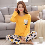 Madame Noy Winter collection tendance femme asiatique pyjama dessin fantaisie Yellow / 2XL / China Madame Noy | Mode, Lifestyle & Déco | Thaï | Lao | Khmer | Viet
