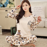 Madame Noy Winter collection tendance femme asiatique pyjama dessin fantaisie Beige bear / M / China Madame Noy | Mode, Lifestyle & Déco | Thaï | Lao | Khmer | Viet