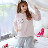 Madame Noy Winter collection tendance femme asiatique pyjama multi color pink 519 / XXL Madame Noy | Mode, Lifestyle & Déco | Thaï | Lao | Khmer | Viet