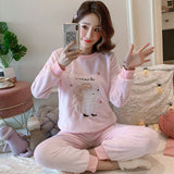 Madame Noy Winter collection tendance femme asiatique pyjama multi color q9653 pink / XXL Madame Noy | Mode, Lifestyle & Déco | Thaï | Lao | Khmer | Viet