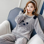 Madame Noy Winter collection tendance femme asiatique pyjama multi color q9564 / XXL Madame Noy | Mode, Lifestyle & Déco | Thaï | Lao | Khmer | Viet