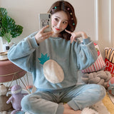 Madame Noy Winter collection tendance femme asiatique pyjama multi color q8320 / XXL Madame Noy | Mode, Lifestyle & Déco | Thaï | Lao | Khmer | Viet