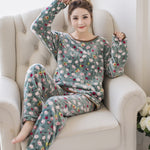 Madame Noy Winter collection tendance femme asiatique pyjama multi color 9012 / XXL Madame Noy | Mode, Lifestyle & Déco | Thaï | Lao | Khmer | Viet