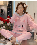 Madame Noy Winter collection tendance femme asiatique pyjama multi color q8318 pink / M Madame Noy | Mode, Lifestyle & Déco | Thaï | Lao | Khmer | Viet