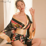Madame Noy Madame Noy kiss new collection thailand japon Kimono Robe Sexy floral Vert / Taille unique Madame Noy | Mode, Lifestyle & Déco | Thaï | Lao | Khmer | Viet