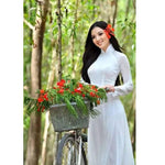 Madame Noy New Robe Ao Dai vietnam collection Hô-Chi-Minh-Ville style women Ethnic style  Madame Noy | Mode, Lifestyle & Déco | Thaï | Lao | Khmer | Viet