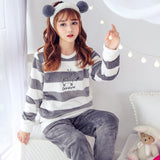 Madame Noy Winter collection tendance femme asiatique pyjama  Cute Cartoon Mujer rong tiaowenbanma hu / XXL Madame Noy | Mode, Lifestyle & Déco | Thaï | Lao | Khmer | Viet