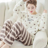 Madame Noy Winter collection tendance femme asiatique pyjama  Cute Cartoon Mujer taoxintiaowenrong zo / XXL Madame Noy | Mode, Lifestyle & Déco | Thaï | Lao | Khmer | Viet