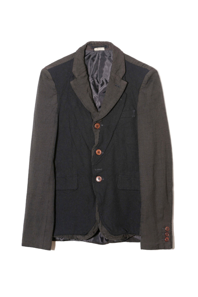 COMME des GARCONS LAYERED JACKET