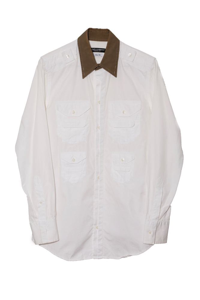 D&G POCKET SHIRTS