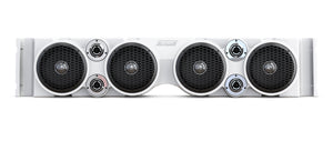 "TJ-YJ American SoundBar ""All American"" Fully Loaded Package- American Bass 8"" Godfather Speakers and American Bass Competition Tweeters- Jeep Wrangler"