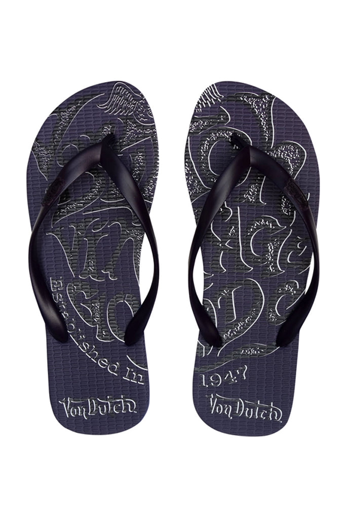 Chinelo Von Dutch Heritage Signature