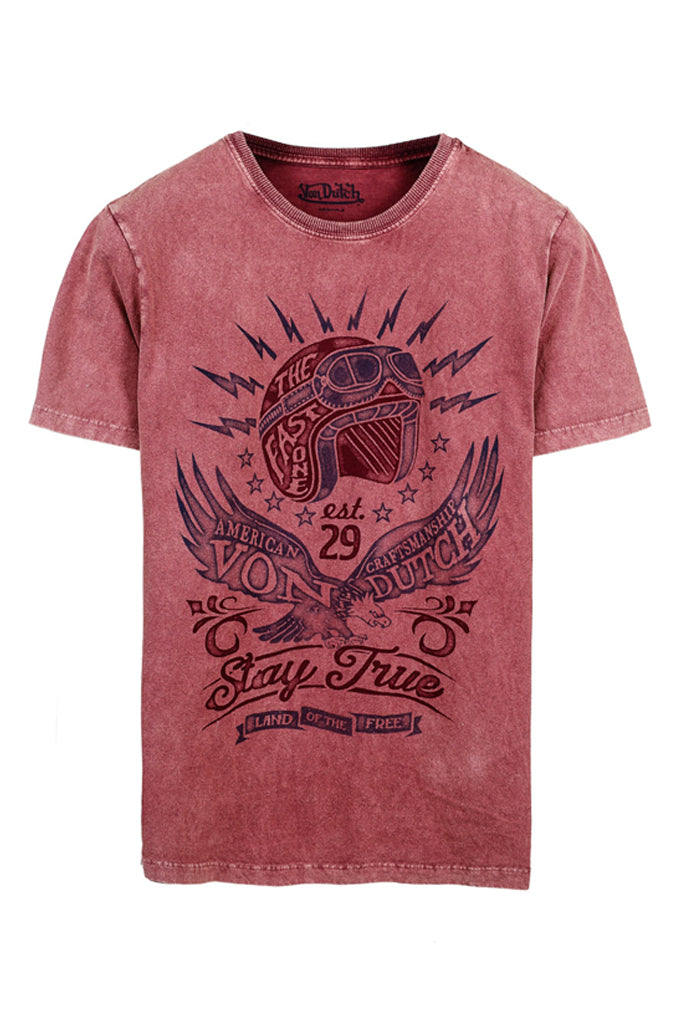 Camiseta Von Dutch Stay True
