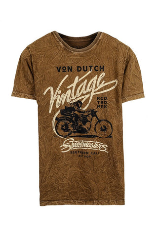 Camiseta Von Dutch Speedmasters