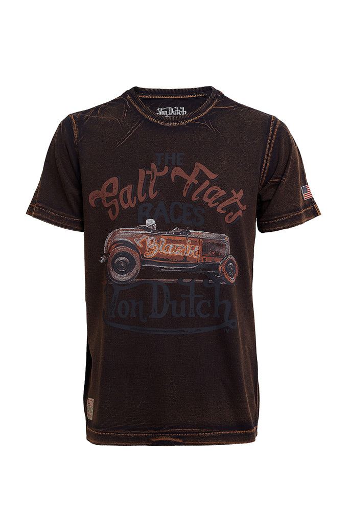 Camiseta Von Dutch Races