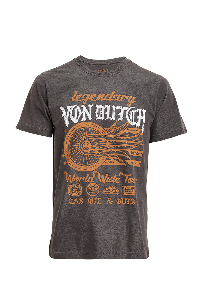 Camiseta Von Dutch World Wide Tour