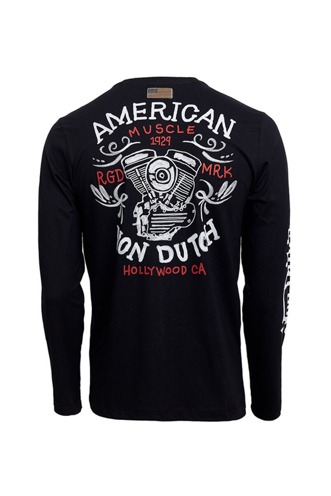 Camiseta ML Von Dutch Motor