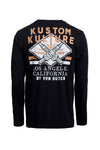 Camiseta ML Von Dutch Kustom Kulture USA