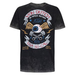 Camiseta Von Dutch Road Tested Marmorizado