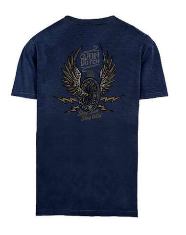 Camiseta Von Dutch Est. 1929 Sky