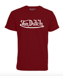 Camiseta Von Dutch Logo Signature